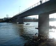2015-01-15 SOZ-Ciscenje korita rijeke Bosne (1)