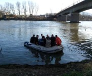 2015-01-15 SOZ-Ciscenje korita rijeke Bosne (12)