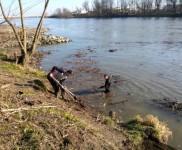 2015-01-15 SOZ-Ciscenje korita rijeke Bosne (14)