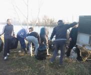 2015-01-15 VIDRA-Ciscenje korita rijeke Bosne (1)