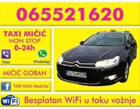 MARKETING-TAXI MIČIĆ