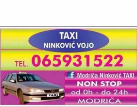 MARKETING-TAXI – NINKOVIĆ VOJO