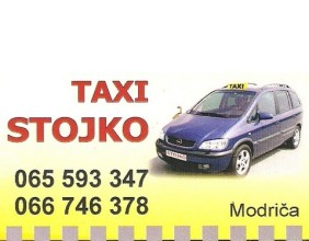 MARKETING-TAXI STOJKO