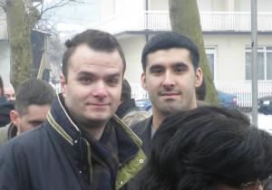 Mario Đuran i Marko Maksimović