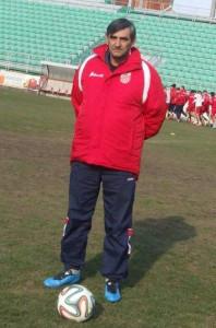 Zdravko Đurić-trener golmana