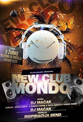 New Club Mondo-reklama -Vidovdan