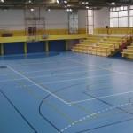 B. Fiskulturna sala školskog centra u Doboju obnovljena putem EU Programa za oporavak od poplava