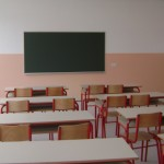 I. Obnovljene učionice sa novim namještajem