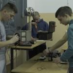 K. Nova oprema u školskoj radionici