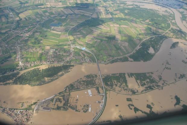 A Opština Šamac je bila jedna od najugroženijih opština tokom majskih poplava 2014. godine