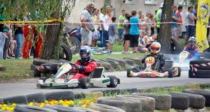 Karting trke u Modriči