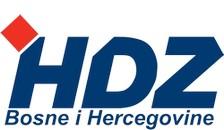 HDZ BIH - LOGO