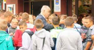 Krekić i djeca sa Kosova