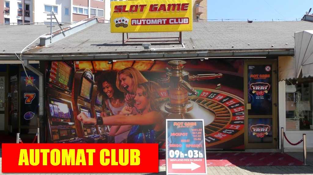 AUTOMAT CLUB - SLOT GAME