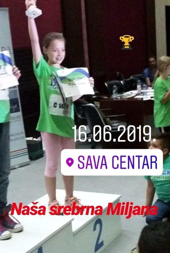 Malac genijalac-Miljana