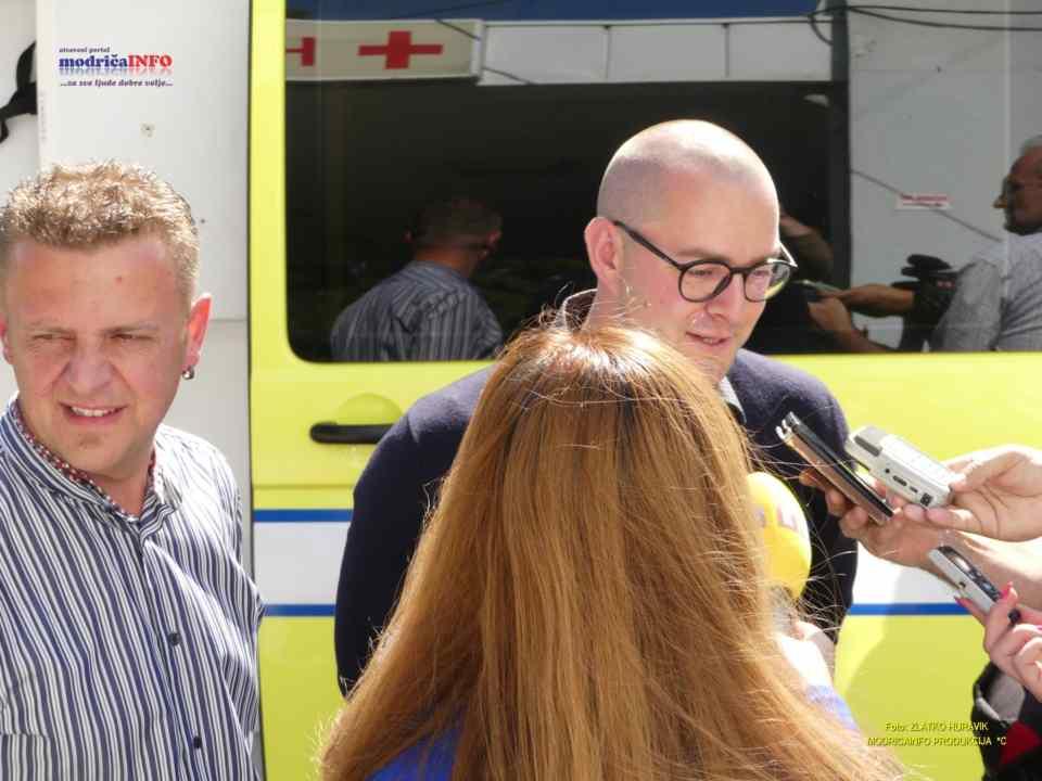 2019-09-20 Donacija sanitetskog vozila Domu zdravlja (8)