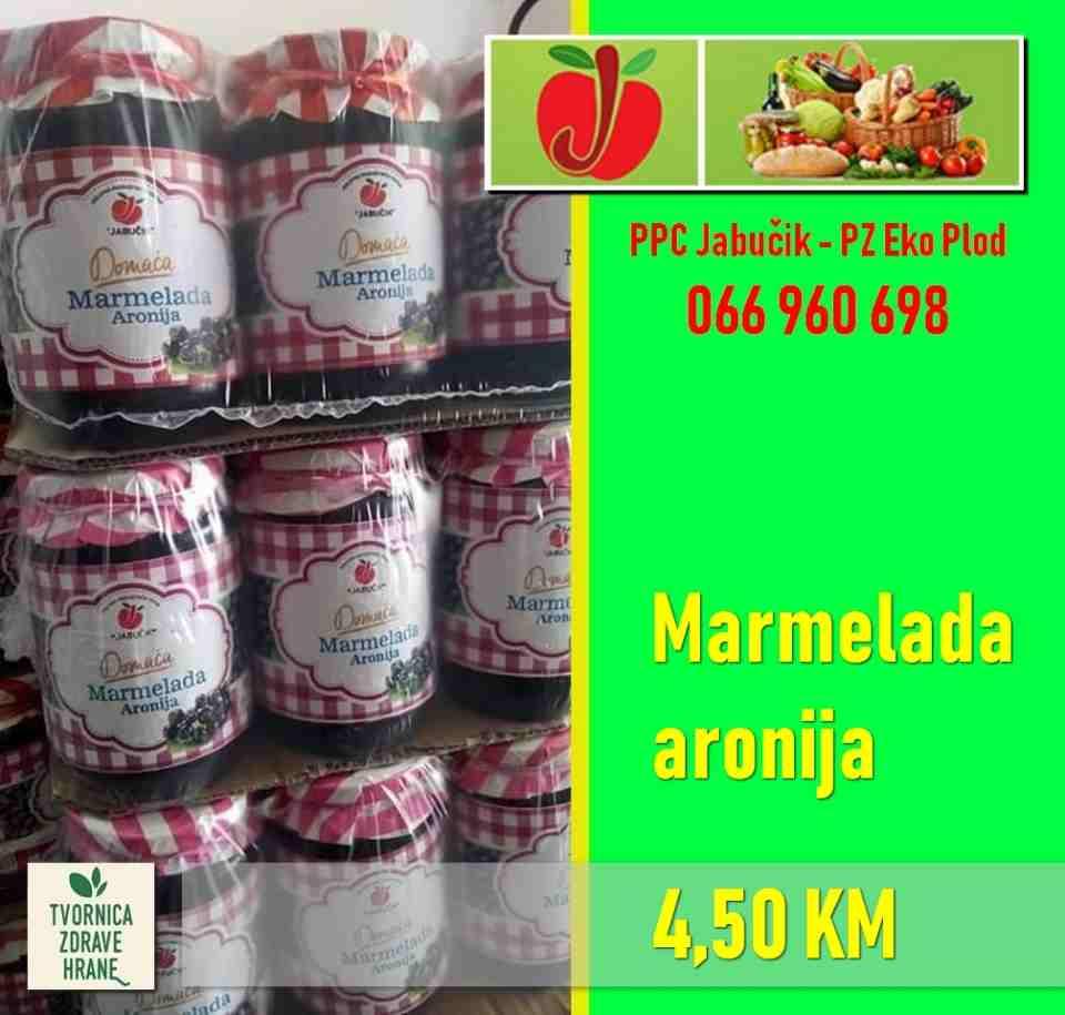 Marmelada aronija 4,50 KM