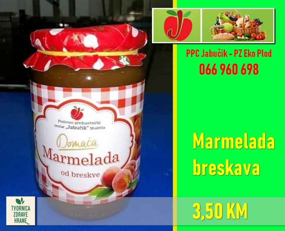 Marmelada breskava 3,50 KM