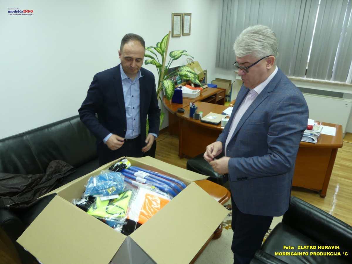 Pomoćnik ministra za sport u posjeti opštini Modriča (12)