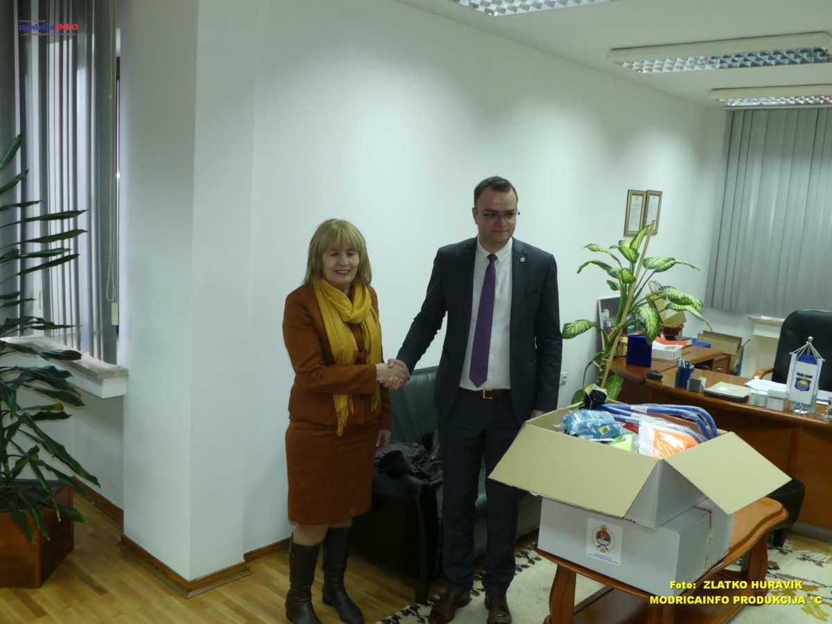 Pomoćnik ministra za sport u posjeti opštini Modriča (14)