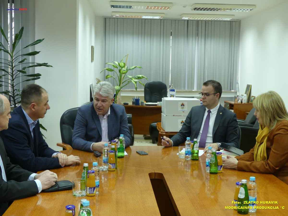 Pomoćnik ministra za sport u posjeti opštini Modriča (3)