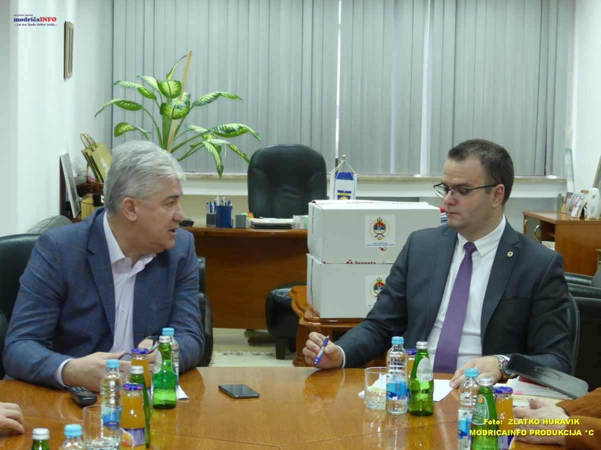 Pomoćnik ministra za sport u posjeti opštini Modriča (4)