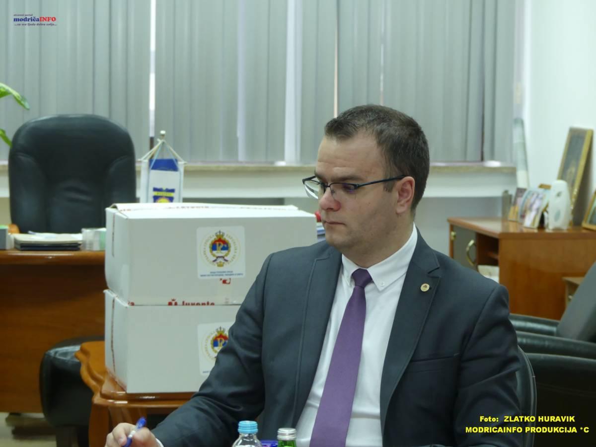 Pomoćnik ministra za sport u posjeti opštini Modriča (5)
