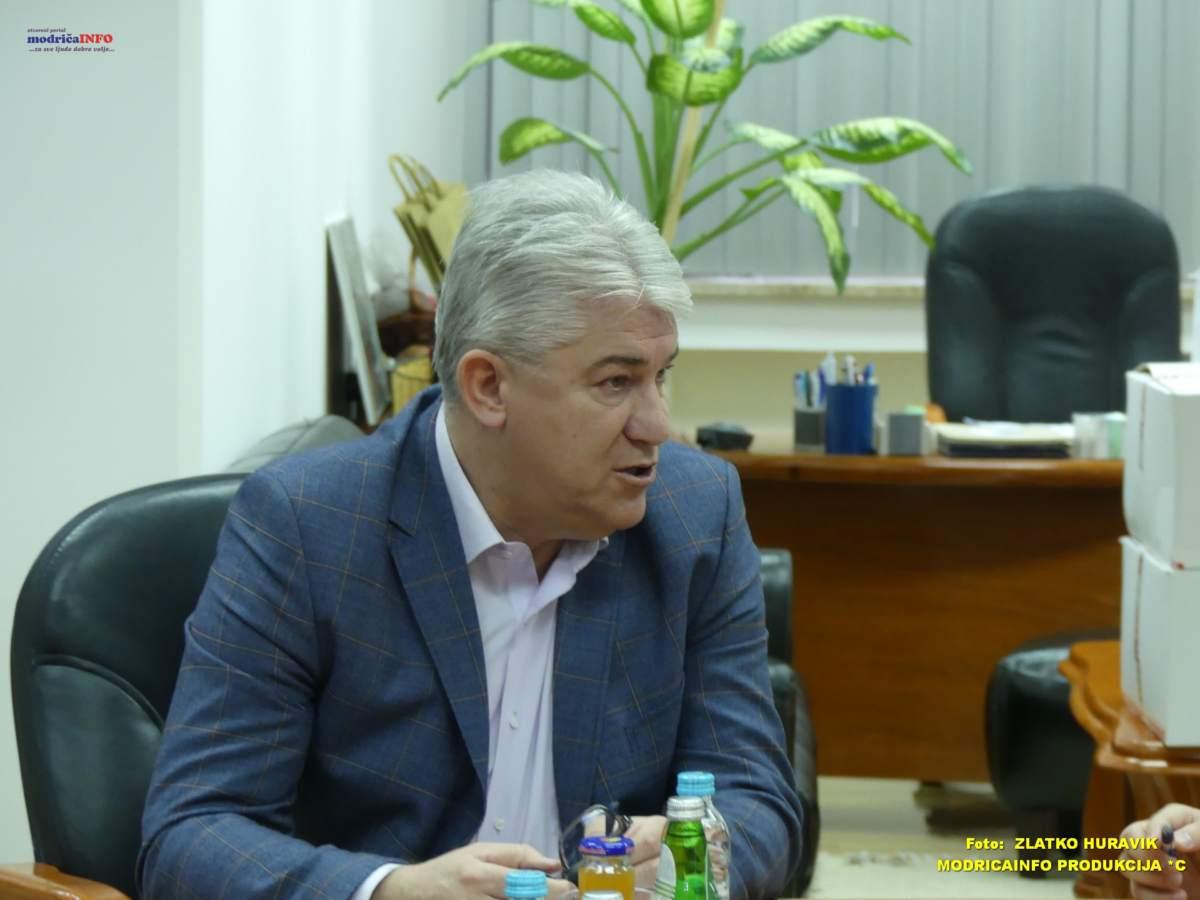 Pomoćnik ministra za sport u posjeti opštini Modriča (6)