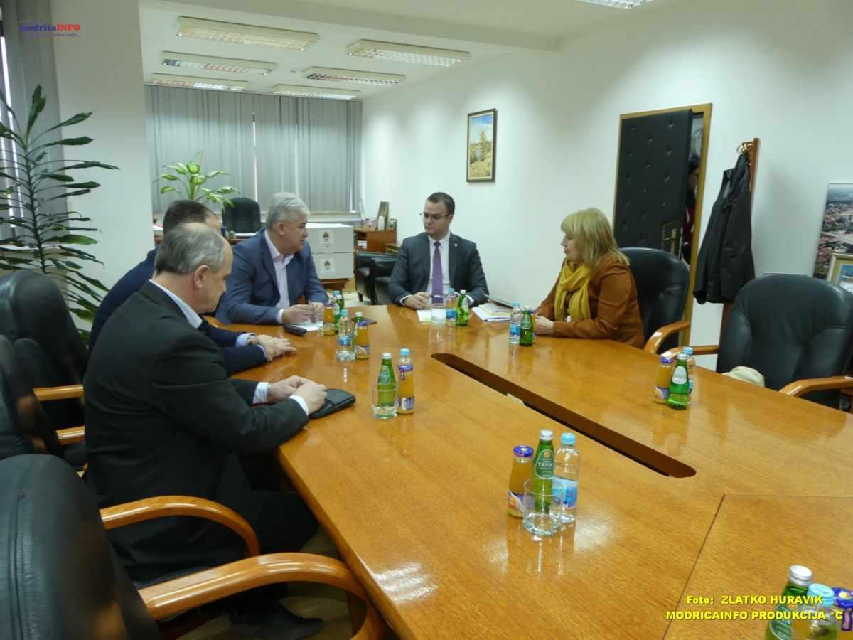 Pomoćnik ministra za sport u posjeti opštini Modriča (7)