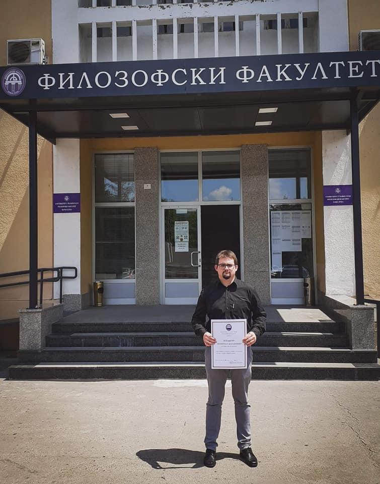 Dimitrije Živanović student godine (3)